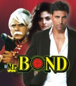 Mr. Bond (1992) afişi