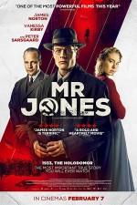 Mr. Jones (2019) afişi