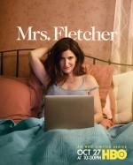 Mrs. Fletcher Sezon 1 (2019) afişi