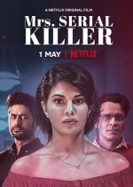 Mrs. Serial Killer (2020) afişi