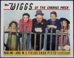 Mrs. Wiggs Of The Cabbage Patch (1942) afişi