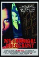 Ms. Cannibal Holocaust (2012) afişi