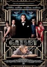 Muhteşem Gatsby (2013) afişi