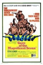 Muhteşem Yedili'nin Silahları (1969) afişi