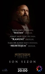 Muhteşem Yüzyıl Sezon 4 (2013) afişi