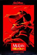 Mulan (1998) afişi