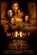 Mumya Dönüyor (2001) afişi