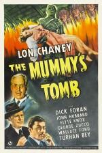 Mumyanın Mezarı (1942) afişi