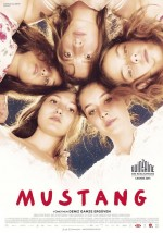 Mustang (2015) afişi