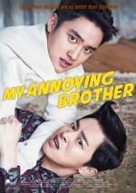 My Annoying Brother (2016) afişi