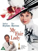 My Fair Lady (1964) afişi