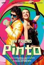My Friend Pinto (2011) afişi