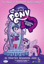 My Little Pony: Equestria Girls (2013) afişi
