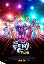 My Little Pony Filmi (2017) afişi