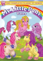 My Little Pony Masalları (1992) afişi