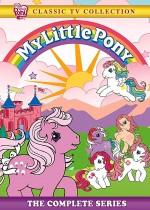 My Little Pony 'nin Arkadaşları (1986) afişi