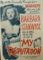 My Reputation (1946) afişi