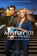 Mystery 101: Words Can Kill (2019) afişi