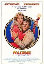 Nadine (1987) afişi