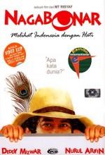 Naga Bonar (1987) afişi