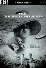 Çıplak Ada (1960) afişi
