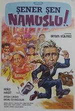 Namuslu (1985) afişi
