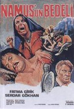 Namusun Bedeli (1986) afişi