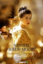 Mozart'ın Kızkardeşi (2010) afişi