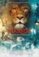 Narnia Günlükleri: Aslan, Cadı ve Dolap (2005) afişi