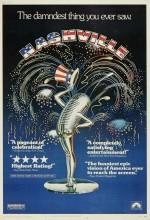 Nashville (1975) afişi