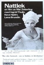 Nattlek (1966) afişi