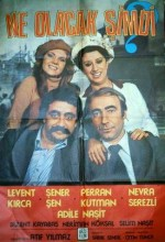 Ne Olacak Şimdi (1979) afişi