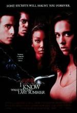 Ne Yaptığını Hala Biliyorum (1998) afişi