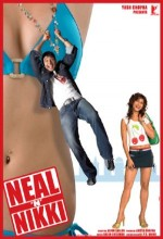 Neal 'n' Nikki (2005) afişi