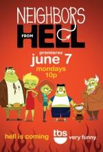 Neighbors From Hell (2010) afişi