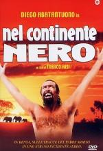 Nel Continente Nero (1993) afişi