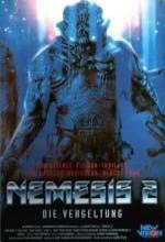 Nemesis 2 (1995) afişi