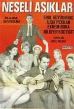 Neşeli Aşıklar (1964) afişi
