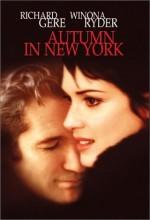New York'ta Sonbahar (2000) afişi