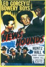 News Hounds (1947) afişi