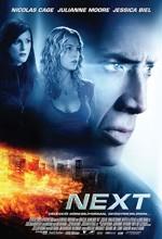 Next (2007) afişi