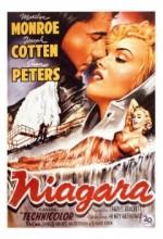 Niagara (1953) afişi