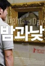 Night and Day (2008) afişi