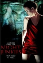 Night Junkies (2007) afişi