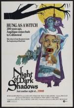 Kara Gölgelerin Gecesi (1971) afişi