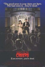 Night Of The Creeps (1986) afişi