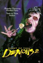 Night of the Demons 2 (1994) afişi