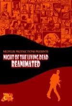 Night Of The Living Dead: Reanimated Afişi