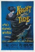 Night Tide (1961) afişi