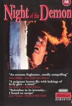 Night of the Demon (1980) afişi